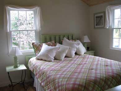 Wellfleet Cape Cod vacation rental - King Bedroom