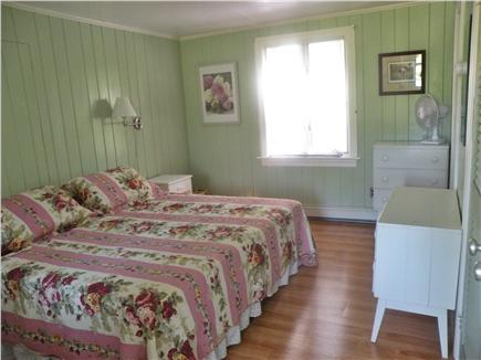 Harwich Port Cape Cod vacation rental - One of two bedrooms with king bed- can be separated