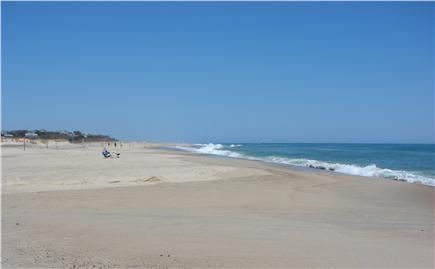 East Orleans Cape Cod vacation rental - Bike or drive 1.25 miles to popular Nauset Beach
