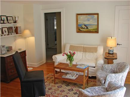 East Orleans Cape Cod vacation rental - Relax in this sunny sitting room with a book