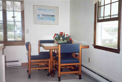 Centerville, Craigville Beach Centerville vacation rental - Corner of kitchen with dining area