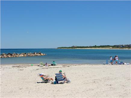 South Dennis Cape Cod vacation rental - Five minute drive to Corporation Beach; ten to Mayflower Beach