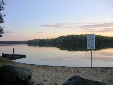 Brewster Cape Cod vacation rental - Sheep's Pond  is truly a treasured experience!