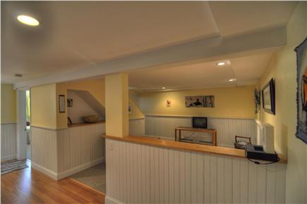 Brewster Cape Cod vacation rental - Downstairs living area