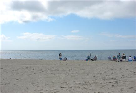 South Yarmouth Cape Cod vacation rental - Drive 5 minutes to Smuggler's Beach