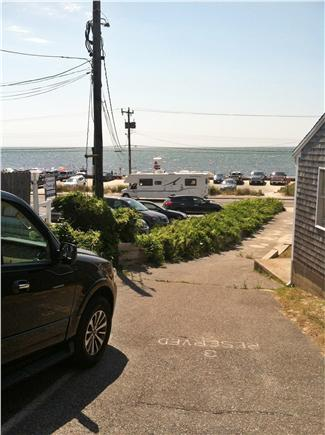 Dennisport Cape Cod vacation rental - View of Beach from front of Cottage