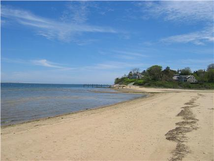 North Chatham Cape Cod vacation rental - Private beach on Bassing Harbor (Deeded rights)