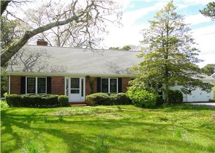 Chatham Cape Cod vacation rental - Pretty front yard with gardens