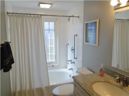 Chatham Cape Cod vacation rental - Full bathroom on first floor