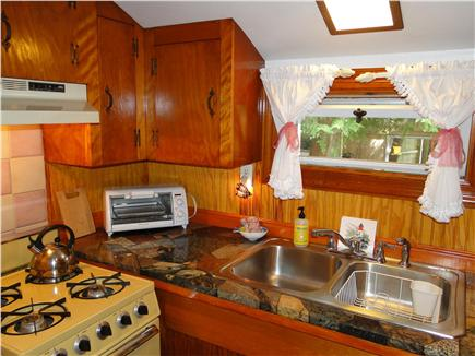 East Orleans Cape Cod vacation rental - Kitchenette with all the basics