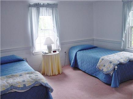 South Harwich Cape Cod vacation rental - #2 Bedroom with 2 Twin Beds, and Trundle Bed Under