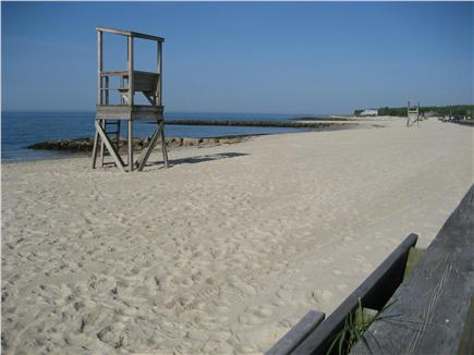 South Harwich Cape Cod vacation rental - Red River beach at the end of the main street,<1/2 mile walk/ride