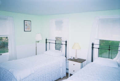 Eastham Cape Cod vacation rental - First Floor Twin Bedoom