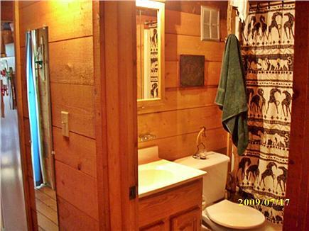 South Wellfleet Cape Cod vacation rental - Bath