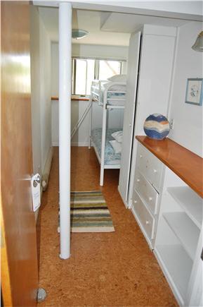 Truro Cape Cod vacation rental - BR #5 bunkbed