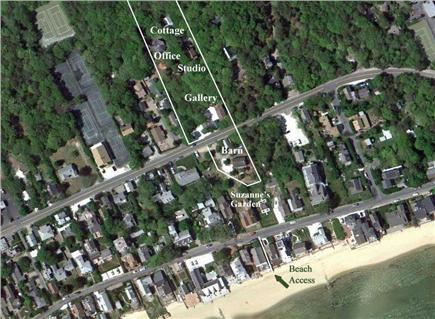 Provincetown Cape Cod vacation rental - Aerial photo