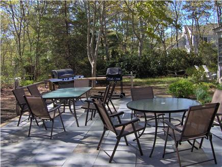 South Chatham Cape Cod vacation rental - Patio for Outside Dining