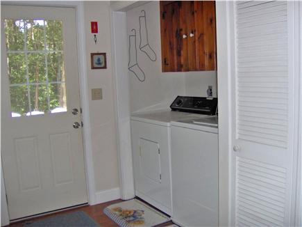 South Chatham Cape Cod vacation rental - Washer/Dryer
