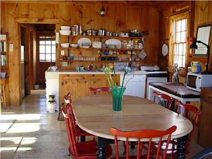 Chatham Cape Cod vacation rental - Dining/Kitchen area
