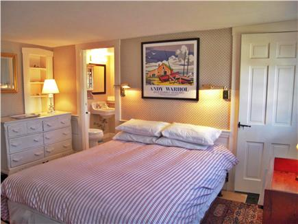 Chatham Harbor, Chatham Town Cape Cod vacation rental - One of 7++ bedrooms, including... 6 private Qn BRs, 5 mstr suites