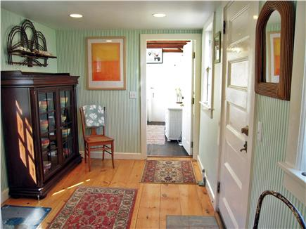 Chatham Harbor, Chatham Town Cape Cod vacation rental - (Foyer) ...Fabulous 'seaside elegant' classic Cape Cod estate