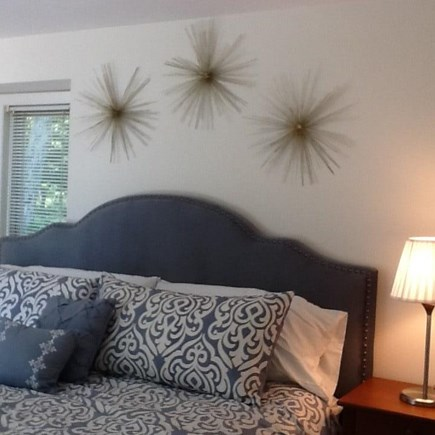 Falmouth, Waquoit Bay Cape Cod vacation rental - New king size bed in master
