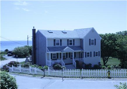 Plymouth MA vacation rental - Front view of Kalo Beach House