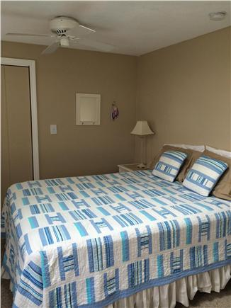 Plymouth MA vacation rental - Queen Bedroom with ocean view