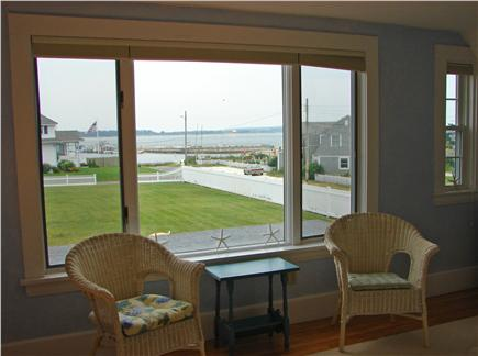 West Yarmouth Cape Cod vacation rental - Wake each morning to beautiful Lewis Bay views, water & sailboats