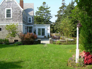 West Yarmouth Cape Cod vacation rental - An acre plus for playing!