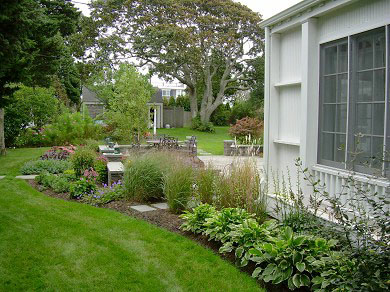 West Yarmouth Cape Cod vacation rental - Perennial gardens galore!