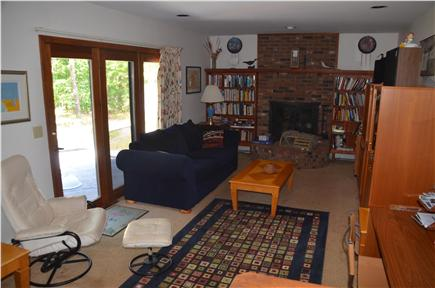 Wellfleet Cape Cod vacation rental - Family Room