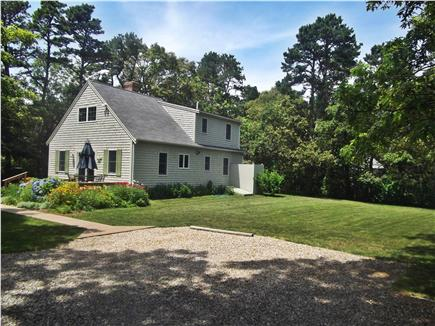 East Brewster  Blueberry Pond Cape Cod vacation rental - Brewster Vacation Rental ID 13092