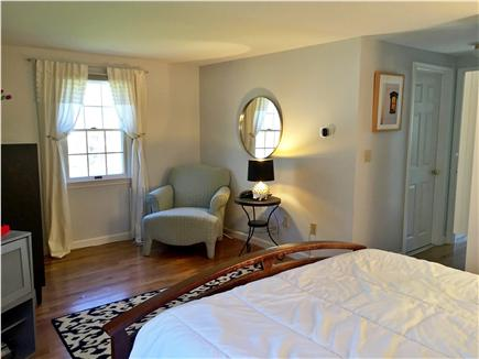 East Brewster  Blueberry Pond Cape Cod vacation rental - 2nd view of the master suite