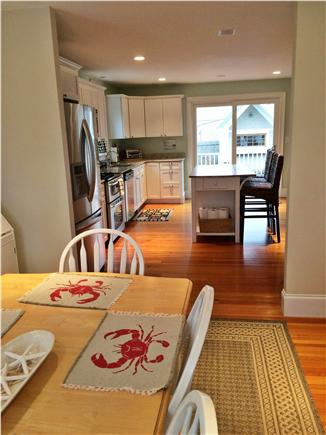 Hyannis Cape Cod vacation rental - Dining