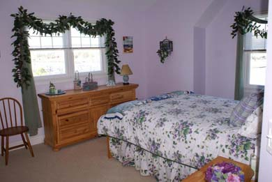 Mashpee Cape Cod vacation rental - Master Bedroom with water views
