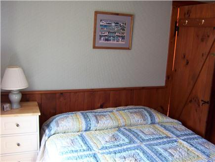 Dennis Port Cape Cod vacation rental - Super comfortable Queen sized bed in the front bedroom.