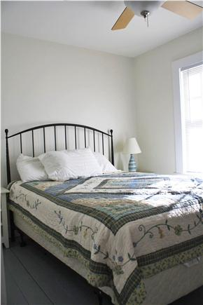 Brewster-North of 6A Cape Cod vacation rental - 1st floor bedroom with Queen size bed