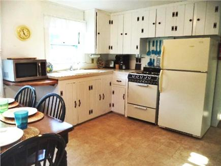 Chatham Cape Cod vacation rental - Eat-in kitchen open to living room