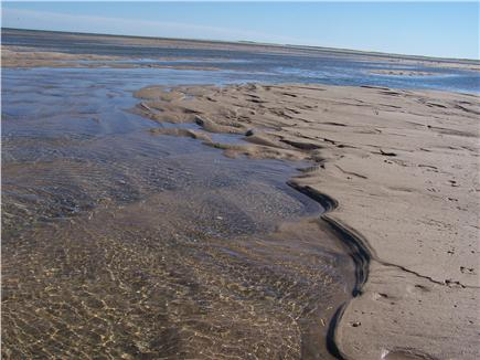 Chatham Cape Cod vacation rental - Shallow tide pools on North Beach Island off Chatham by boat