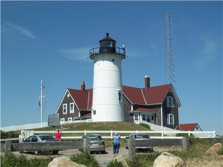 Falmouth Cape Cod vacation rental - Our local Nobska Lighthouse