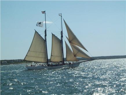 Falmouth Cape Cod vacation rental - Sailing on Vineyard Sound