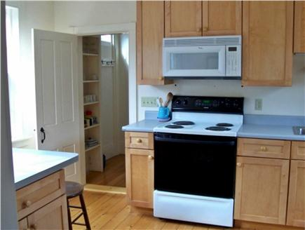 East Orleans Cape Cod vacation rental - Updated kitchen with dishwasher, microwave
