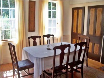 East Orleans Cape Cod vacation rental - Classic dining room - bring on the lobster!