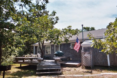 North Eastham Cape Cod vacation rental - Eastham Vacation Rental ID 13560