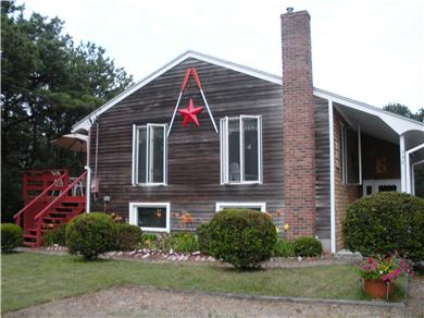 North Eastham Cape Cod vacation rental - Large 4 bedroom/2 bath home with AC