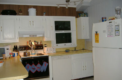 North Eastham Cape Cod vacation rental - Kitchen/fully applianced