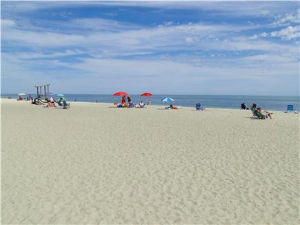 West Yarmouth crowell and seag Cape Cod vacation rental - Lovely and vast Seagull beach - 1/2 mile away