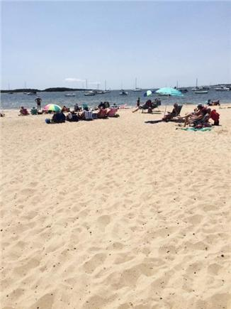 West Yarmouth crowell and seag Cape Cod vacation rental - Our private Crowell Beach- is just 2/10 mile away