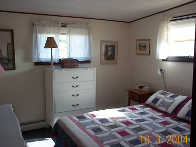 Fisher Beach, Truro, Cape Cod Cape Cod vacation rental - Bedroom #3 with Queen Bed